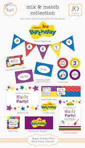 20 best russell u0027s wiggly 3rd birthday images on pinterest 3rd