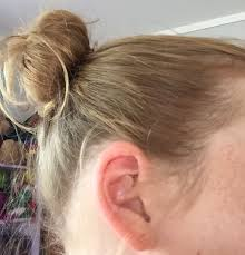 donut hair bun how to make a donut bun 15 steps with pictures wikihow