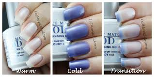 manic talons gel polish and nail art blog lechat perfect match