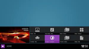 Videos Title Kover Customizable Kodi 16