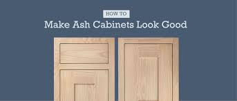 how to wood cabinets 3 easy ways to modernize ash cabinets ruck cabinet doors