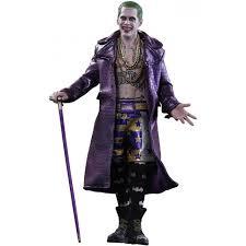 comics squad 1 6 scale collectible figure joker purple