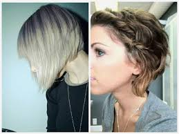 haircuts for shorter in back longer in front long hairstyles new womens hairstyles long in front short in