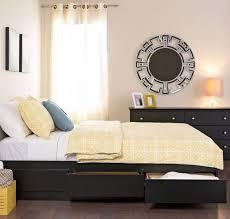 Bedroom Furniture Inverness Best 25 Black Platform Bed Ideas On Pinterest Bed Frame Storage