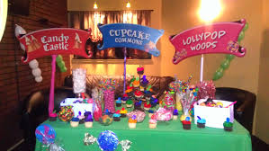 1st candyland birthday bash halo lounge nj unique party rental