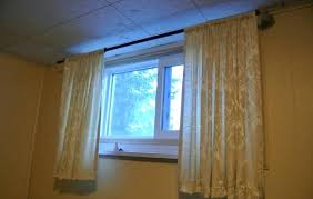 Small Window Curtains Ideas Window Covering Ideas Basement Window Covering Ideas Are Difficult