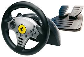 thrustmaster 458 review review of the thrustmaster universal challenge 5 in 1 racing wheel
