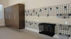 gridwall garage wall storage system
