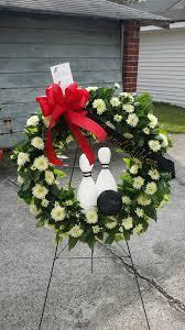 florist augusta ga bowling pin wreath in augusta ga s floral boutique
