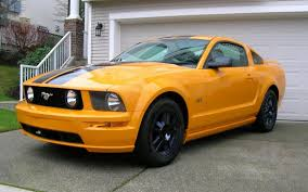 2007 mustang black rims 2007 grabber orange gt can you guys photoshop ford mustang forum