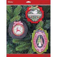 jolee s boutique diy felt ornament kit home kitchen