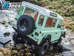 jeep body kits team raffee co defender d90 1 10 hard body kit trc 302223