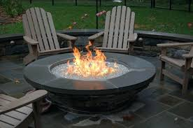Firepits Gas Gas Outdoor Fireplace Gas Pit Tables Propane