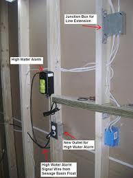 septic grinder pump alarm juicer mixer and grinder ideas