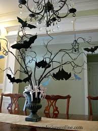 Homemade Halloween Ideas Decoration - best 25 halloween raven decorations ideas on pinterest simple