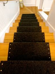 decorating interior black stair runnerson stairs with wooden