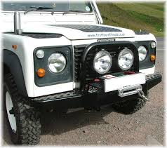 land rover discovery off road bumper defender winch bumper for superwinch husky winch from shadow off road