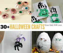 Crafts For Kids For Halloween - 30 halloween crafts for kids the country cook