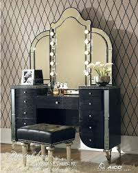 professional makeup desk make a vanity makeup desk with lights all home ideas and decor
