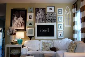 Wall Decor Above Couch by Best Ideas About Decorating Large Walls Collection And Wall Decor