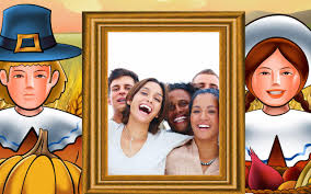 happy thanksgiving e cards thanksgiving day photo frames android apps on google play