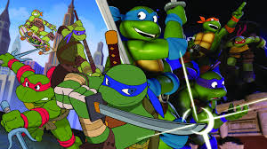 visual history teenage mutant ninja turtles ign