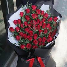 stem roses fancy roses 50 flower delivery south korea 320 5
