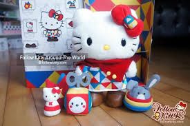 sanrio game master exhibition limited souvenirs follow kitty