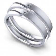 wedding sets for him and cheap wedding ring sets for him and