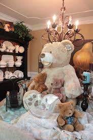 teddy centerpieces for baby shower a teddy baby shower teddy party teddy and