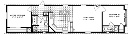 single wide manufactured homes floor plans 10 great manufactured home floor plans mobile home living