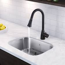 Vigo Stainless Steel Pull Out Kitchen Faucet 100 Vigo Stainless Steel Pull Out Kitchen Faucet Vigo