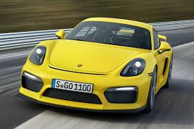 porsche cayman yellow porsche reveals cayman gt4 ahead of geneva motor show motoring