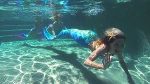 meet a professional mermaid who charges up to 6 000 per appearance