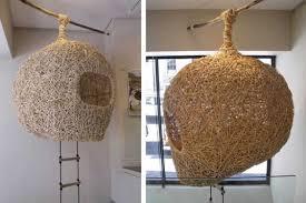 porky hefer u0027s cozy human nests hang from the treetops animal farm