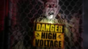electrified maniac spirit halloween preview review hi voltage fenced in zombie spirit halloween