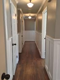 Best Paint For Hallways by Chair Rail In Hallway Lightandwiregallery Com