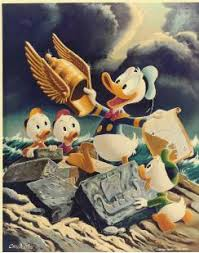 donald duck western animation tv tropes