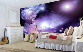 Bedroom Purple Wallpaper - purple wallpaper u0026 purple wall murals wallsauce usa