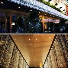 Curtain Fairy Lights by 320 Leds 10m X 0 65m Led Curtain Light Christmas Xmas Light