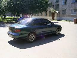 hyundai elantra 2 0 hyundai elantra 2 0 1995 auto images and specification