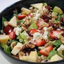 apple cranberry salad burger king chicken apple cranberry