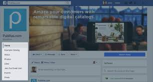 how to easily embed your catalog on your facebook page
