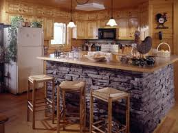 rustic kitchen islands rustic kitchen with island best and popular rustic kitchen