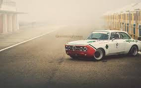vintage alfa romeo alfa romeo giulia 1750 gtam 1970 retro oldschool racecar 7006518