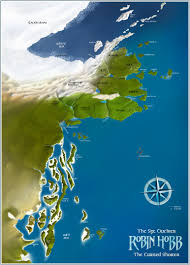 Map Of Avatar Last Airbender World by The Wertzone Interesting Map For Robin Hobb Fans