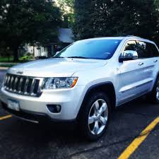 i love my jeep top 5 favorite things jeep grand cherokee overland v8 hemi