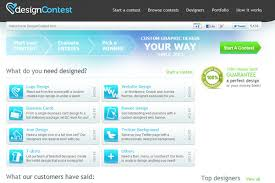 design contest wordpress theme review designcontest com not your typical crowdsourcing site