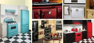 innovative lovely retro kitchen appliances retro style kitchen