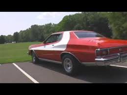 The Car In Starsky And Hutch Starsky U0026 Hutch 1975 Ford Gran Torino Youtube